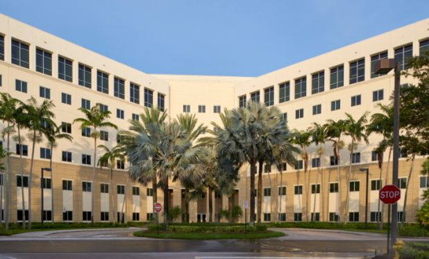 Sawgrass Pointe I, a 230,668-suare-foot, six-story class A office building, has traded hands.