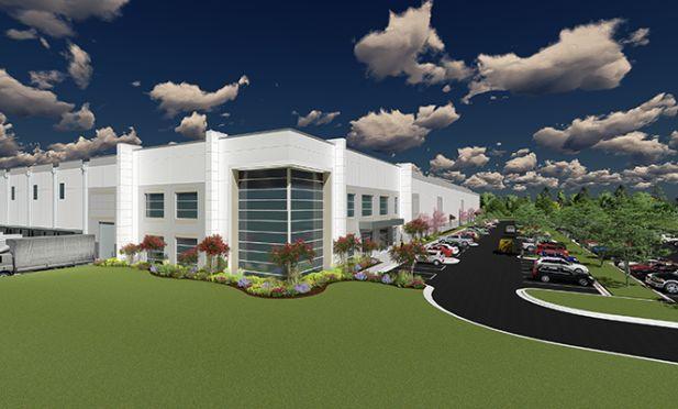 3M SF Spec Warehouse Complex Rising in McDonough