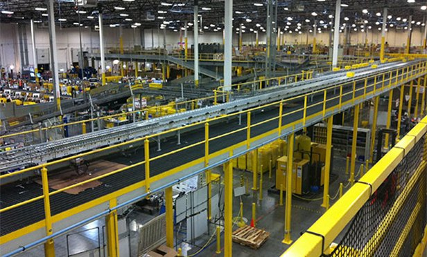 Amazon Adds New Distribution Centers In Florence And