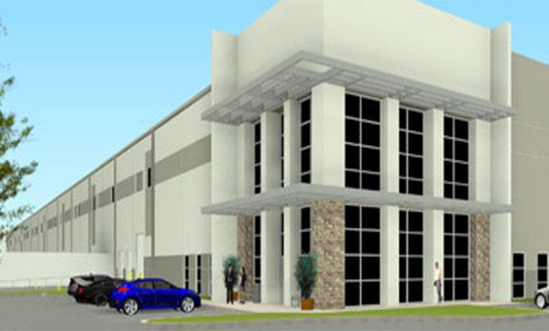 Rendering of Crossroads Logistics Center, MSC Drive, Jonestown, PA