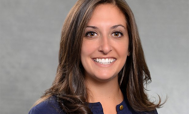 Paige Jaffe, first vice president at CBRE, Philadelphia, PA