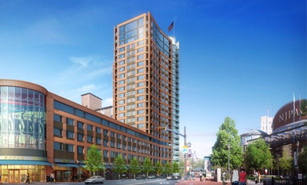 First Upscale Highrise in Newark Since 1960, One Theater Square Poised to Begin Construction