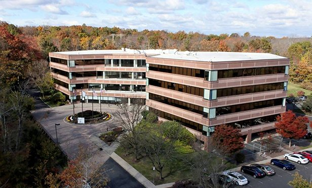 110 Allen Road, Basking Ridge, NJ, part of The Offices at Liberty Corner complex