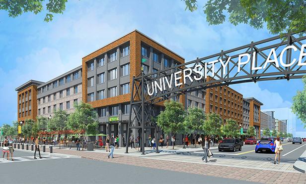 University Place, Jersey City, NJ