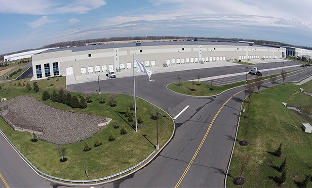 Two Logistics Firms Lease 450K SF at Middlesex Center