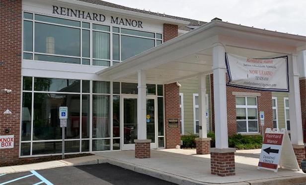 Reinhard Manor, Colonia, NJ