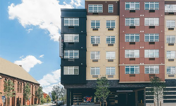HFF secures $50M financing for Hackensack Multifamily