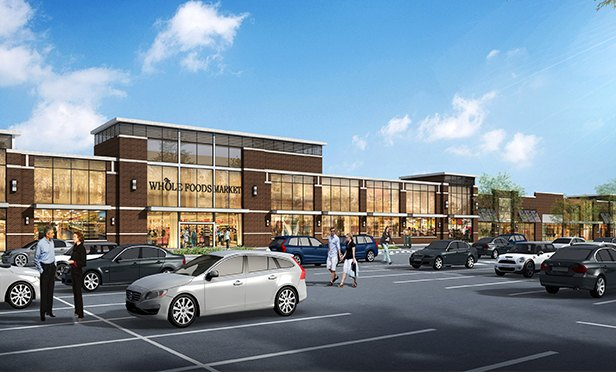 Rendering of Waterview Market Place, Parsippany, NJ