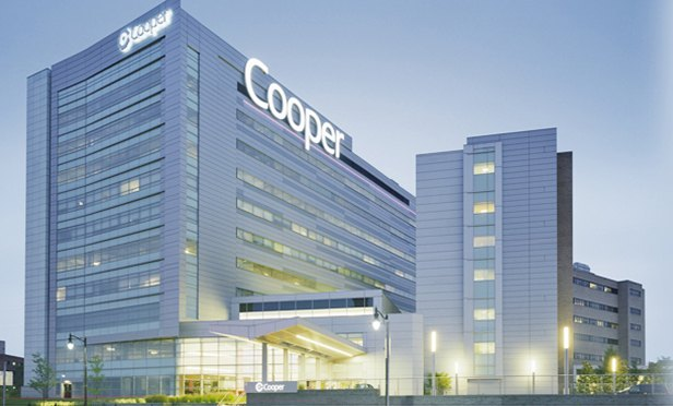 Cooper University Health, Camden, NJ