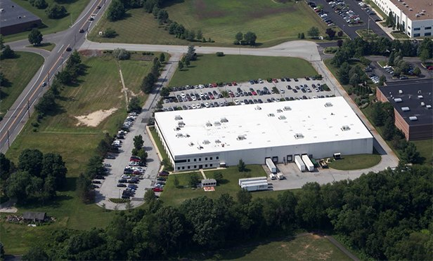 Checkpoint Systems global headquarters, 101 Wolf Drive, Thorofare, NJ