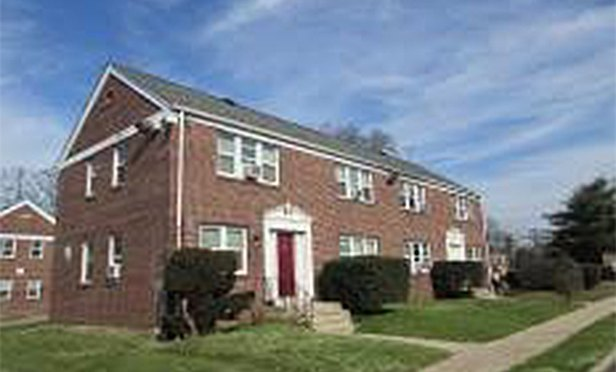 The Crestbury Apartments, 2552 South 8th Street, Camden, NJ