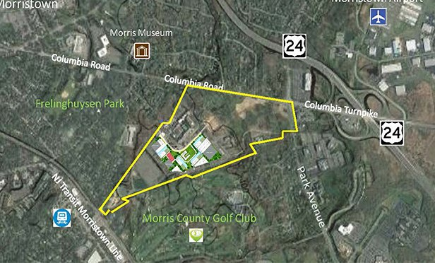 Vision JV Acquires Honeywell HQ in Morris County for Development