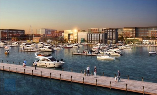 $2.5B Mixed-Use Project Slated for Sayreville Waterfront Site