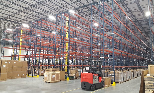 Pilot Freight Services' new warehouse, 270 Old New Brunswick Road, Piscataway, NJ