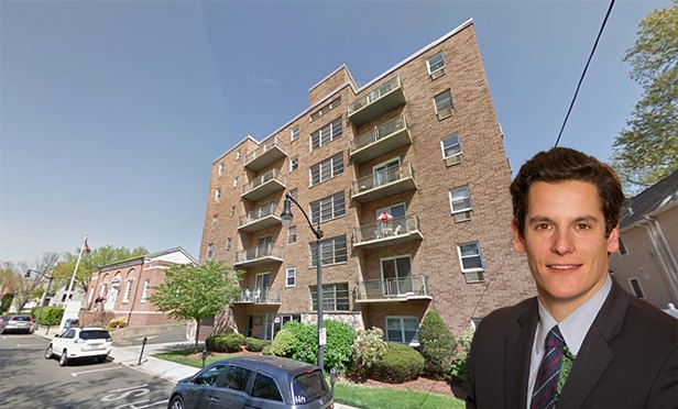 147 Main St., Ridgefield Park, NJ, with Kislak Company senior vice president Robert Squires