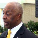 Trenton Mayor Eric Jackson (Steve Lubetkin Photo/StateBroadcastNews.com)