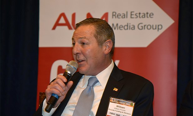 "William ""Billy"" Procida of Procida Funding, at ALM Real Estate Media's 2016 RealShare Philadelphia Conference (Bill Neumann photo)"