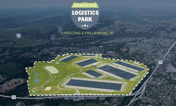 I-78 Logistics Park, 942 Memorial Parkway, Lopatcong Township, NJ