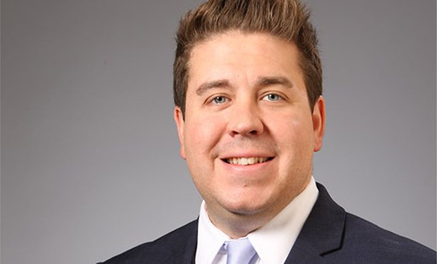 Jared Jacobs, Cushman & Wakefield's research manager, Philadelphia, PA