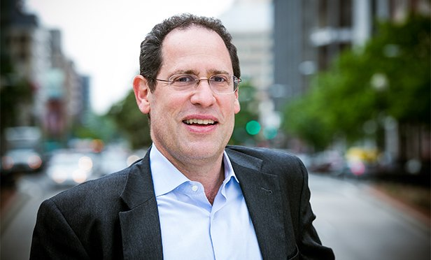 """Bruce Katz, co-author of """"The New Localism,"""" with Jeremy Nowak, was the keynote speaker at the New Jersey Future Redevelopment Conference in New Brunswick, NJ Mar. 9, 2018. By The Brookings Institution - The Brookings Institution, <a href=""""https://creativecommons.org/licenses/by-sa/3.0"""" title=""""Creative Commons Attribution-Share Alike 3.0"""">CC BY-SA 3.0</a>, <a href=""""https://commons.wikimedia.org/w/index.php?curid=61558817"""">Link</a>"""