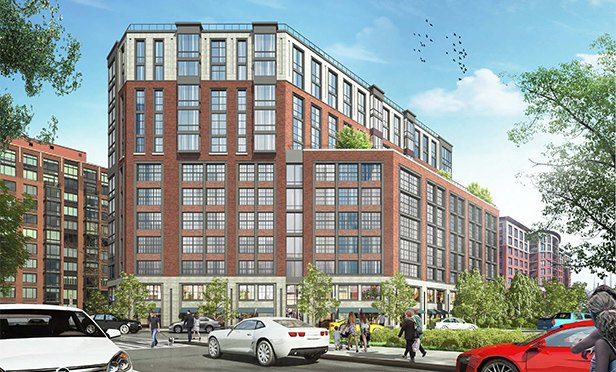 Rendering of 1000 Maxwell Place, Hoboken, NJ