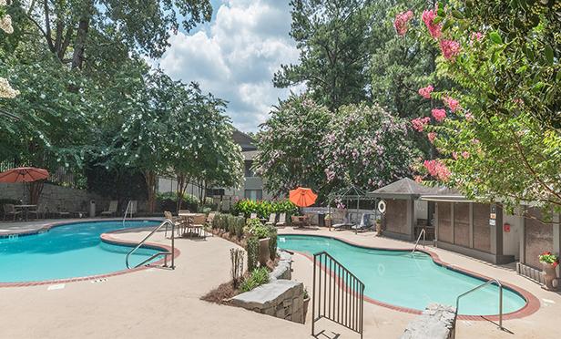 Pools at 32Hundred Lenox, Atlanta, GA