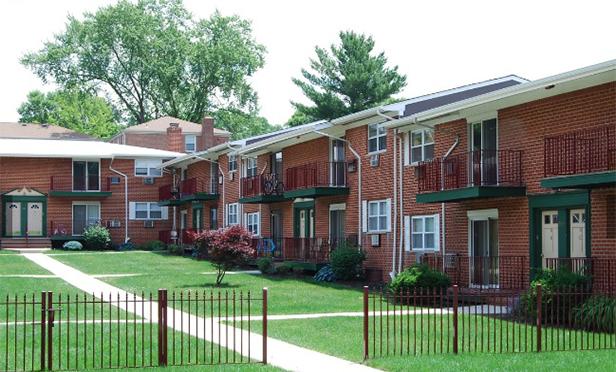 Donaldson Park Apartments, 321 Crowells Rd., Highland Park, NJ
