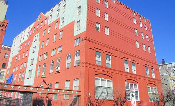 Columbus Park Apartments, 1024 Clinton Street, Hoboken, NJ