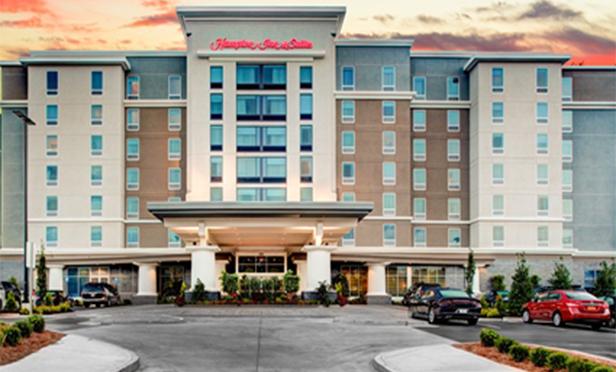 Hampton Inn & Suites by Hilton Atlanta Perimeter Dunwoody, 4565 Ashford Dunwoody Road, Atlanta, GA
