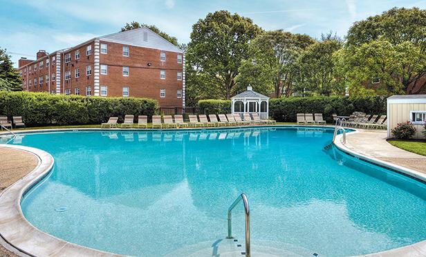 Pool at Chestnut Hill Village, Philadelphia, PA
