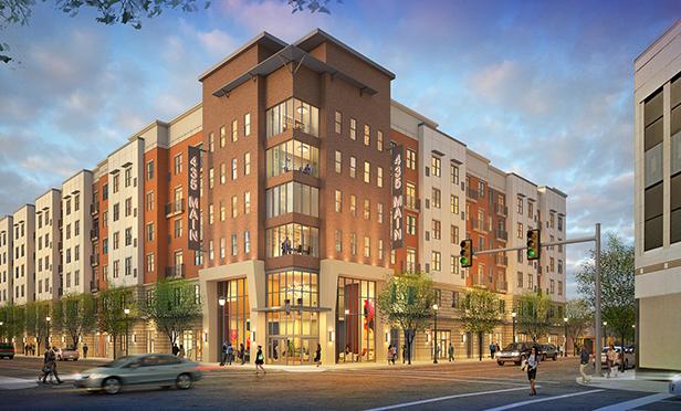 Rendering of 435 Main Street, Hackensack, NJ