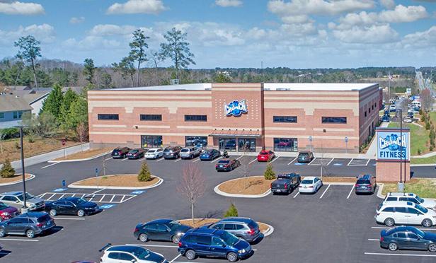 Crunch Fitness, Lawrenceville, GA