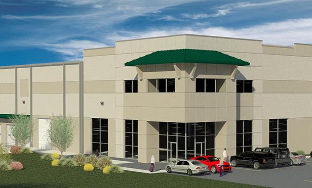 Jefferson Mill Business Park Phase III, Jefferson, GA