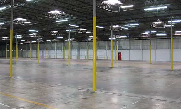 Interior of Mt. Zion Industrial Center, Morrow, GA