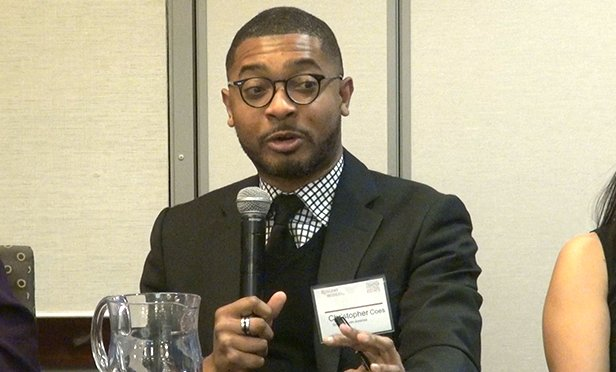 Christopher Coes, vice president of land use and development, Smart Growth America.