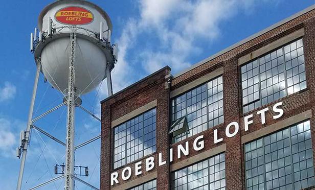 Roebling Lofts, 71 Clark St., Trenton, NJ