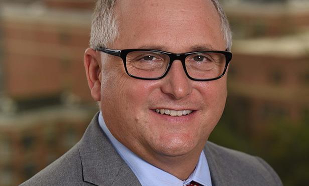 Mark Shearer, senior vice president and NJ/PA regional development officer for Rockefeller Group