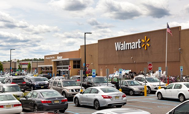 Walmart, Teterboro Landing, Teterboro, NJ
