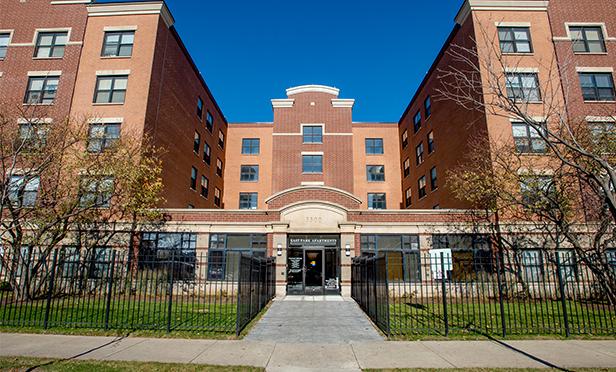East Park SRO, 3300 W. Maypole Avenue, Chicago, IL