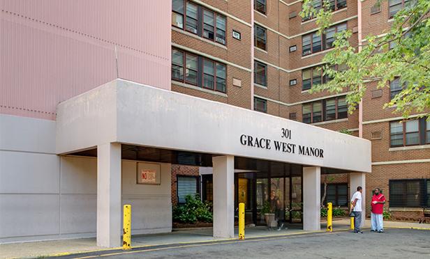 Grace West Manor, Newark, NJ