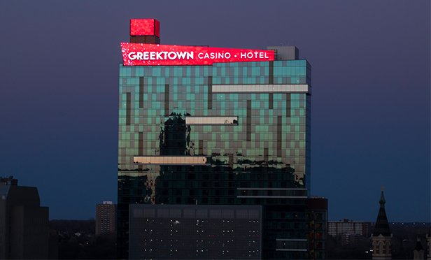 Greektown Hotel and Casino, Detroit, MI