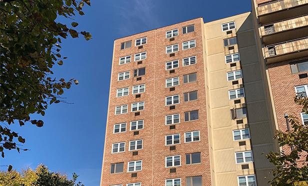 Robert H. Stinson Tower, 1501 Arbor Drive, Chester, PA