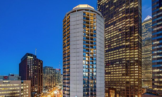 Embassy Suites Center City Hotel, 1776 Ben Franklin Parkway, Philadelphia, PA