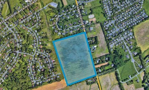 29.5-acre tract in Bethlehem, PA, just sold to River Hills Estates