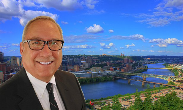 Dick Cassetti is Colliers International's new Pittsburgh market leader