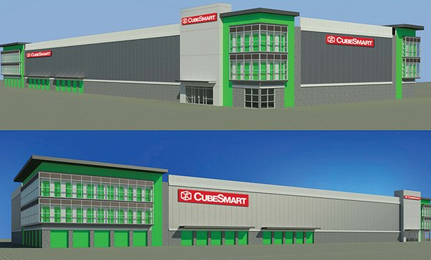 Rendering of CubeSmart, 120 West Passaic Avenue, Rochelle Park, NJ