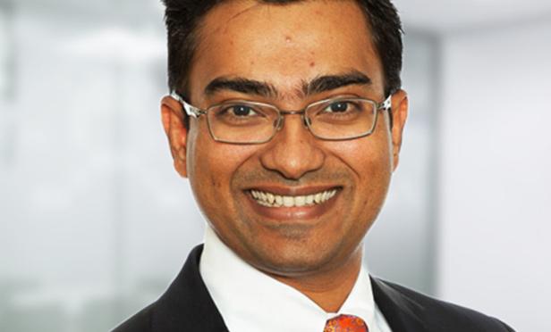 Suchit Bachalli, CEO of Unilog, Wayne, PA