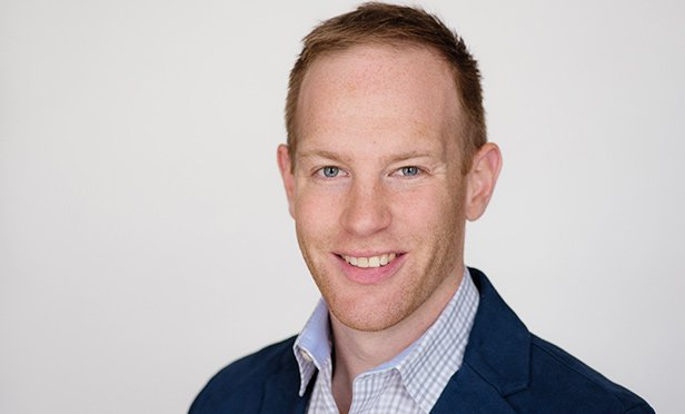 Noah Birk, newly named partner at Kiser Group, Chicago, IL