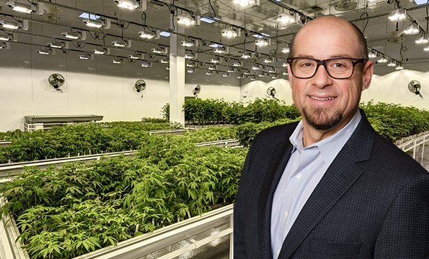 Ira Singer, principal, Cannabis Facility Construction, Northbrook, IL, with a cannabis cultivation facility in Litchfield, IL