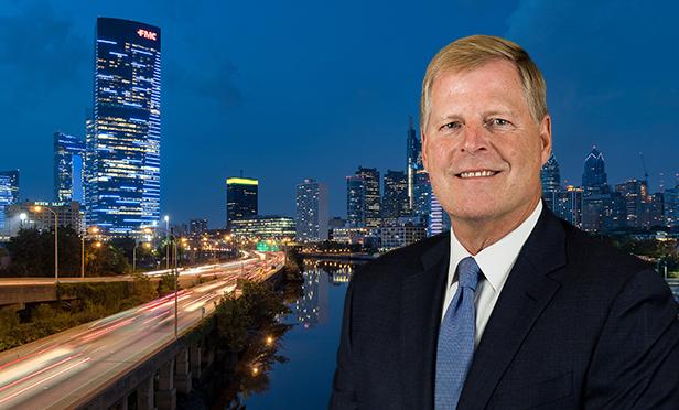 David Fahey, principal and managing director, Avison Young, Philadelphia, PA (Photo composite)